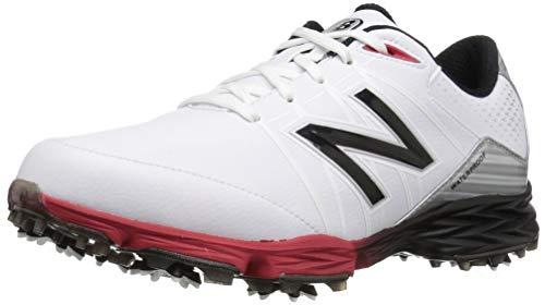 New Balance Men's Waterproof Spiked Comfort Golf Shoe