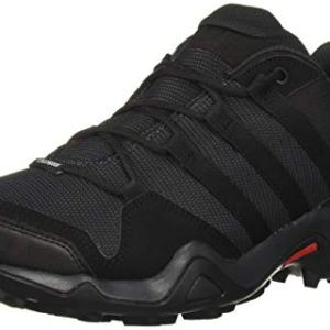 Adidas outdoor Men's Terrex AX2 CP Boot, Black/Black/Carbon, 10.5 D US