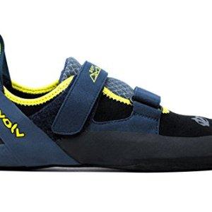 Evolv Defy Climbing Shoe - Black/Sulphur