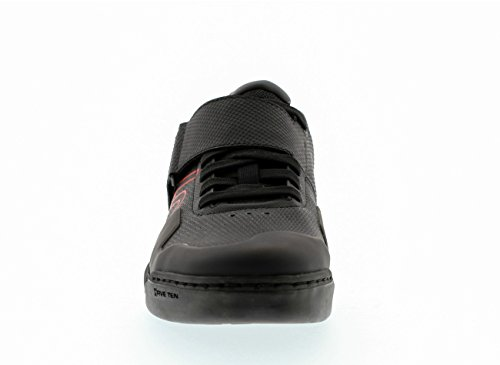 Five Ten Hellcat Pro Mens Mountain Bike Shoes (Black, Red, White) Size 11.5