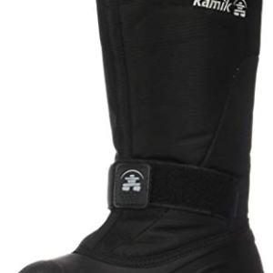 Kamik Men's Greenbay Cold Weather Boot,Black