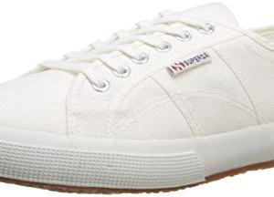 Superga Unisex Cotu White Classic Sneaker