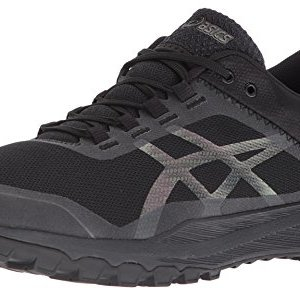 ASICS Mens Gecko XT Sneaker, Phantom/Black/White