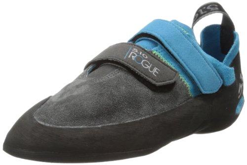 Five Ten Men's Rogue VCS Climbing Shoe,Neon Blue/Charcoal