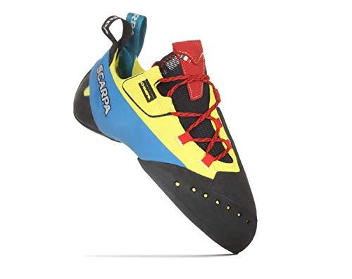 SCARPA Chimera Rock Shoe Climbing, Yellow