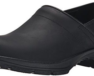 Sanita Men's Dalton Mule, Black