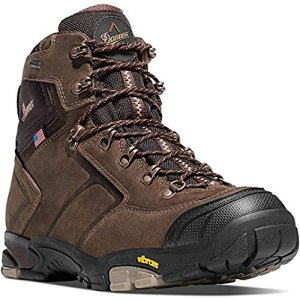 "Danner MT Adams 4.5"" Brown Vibram Sole Outdoor Boots"