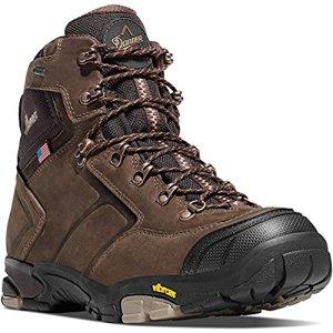 """Danner MT Adams 4.5"""" Brown Vibram Sole Outdoor Boots"""