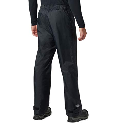 Columbia Men's Rebel Roamer Rain Pant, Black Durable supplies that face up to something from informal days to rigorous exercise and a match that is made for you—Columbia prides ourselves in offering simply that and extra for males's attire. The Rebel Roamer Pant is a major instance of snug, sturdy supplies provide the safety you want while you want it. These pants are crafted of a mix of nylon and elastane that present simply the proper stretch. Columbia's Rebel Roamer Pant was designed for the energetic man.