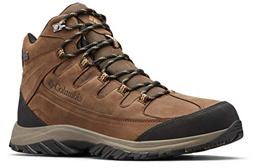 Columbia Men's Terrebonne II MID Outdry Hiking Boot, mud