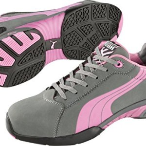 PUMA Safety Women's Balance Gray Sneaker