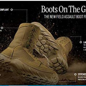 Oakley Mens Hybrid Assault Boot, Coyote