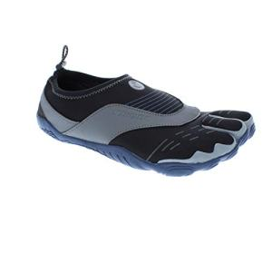 Body Glove Men's 3T Barefoot Cinch Water Shoe, Black/Indigo