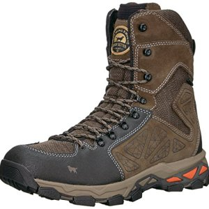Irish Setter Men's Ravine Hunting Shoes, Gray/Black