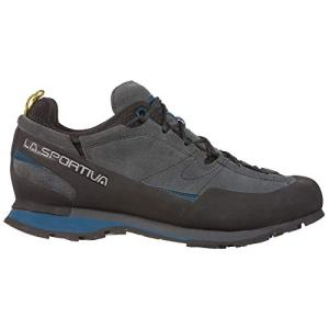 La Sportiva Boulder X Approach Shoe, Carbon/Opal