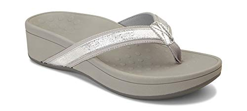 Vionic Women's Pacific High Tide Toepost Sandals - Ladies Platform