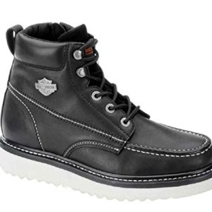 Harley-Davidson Men's Beau Wedge Motorcycle Boot