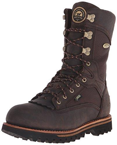 """Irish Setter Men's 880 Elk Tracker Waterproof 200 Gram 12"""" Big Game Hunting Boot,Brown,12 D US"""
