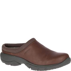 Merrell Men's Encore REXTON CHILL AC+ Clog, Dark Earth