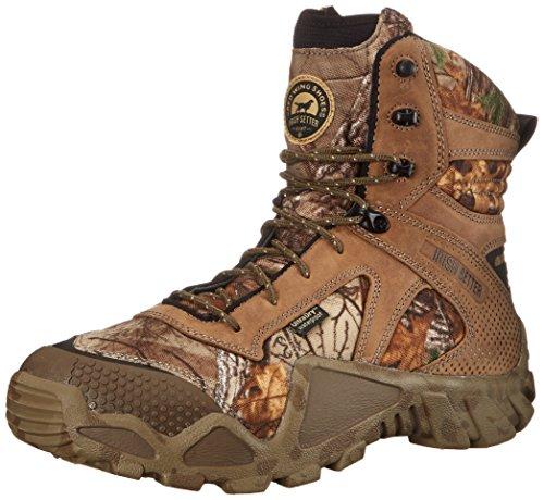 "Irish Setter Men's Vaprtrek 8"" Hunting Boot,Realtree Xtra Camouflage"