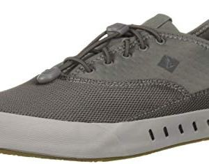 Sperry Men's Maritime Bungee Shoe, Grey