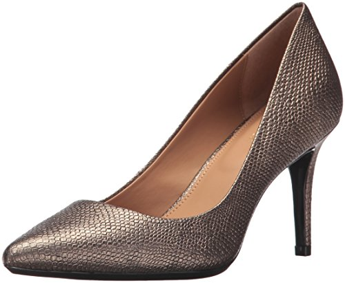 Calvin Klein Gayle Womens Pump, Gold