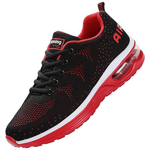 JARLIF Men's Lightweight Athletic Running Shoes Breathable Sport Air