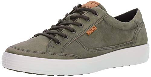 ECCO Men's Soft 7 Fashion Sneaker, Wild Dove grey
