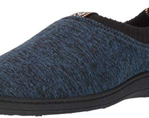 Acorn Women's Explorer Slipper, Navy Blue Heather