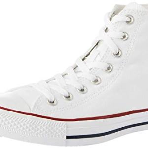 Converse Chuck Taylor All Star Canvas High Top,Optical White