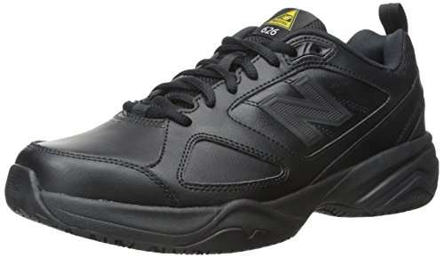New Balance Men's Work Training Shoe, Black