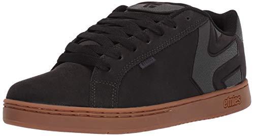 Etnies Men's Fader Skate Shoe, Charcoal, 9.5 Medium US