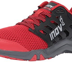 Inov-8 Train 215 Men's Sneaker, Red/Black, M9 D US