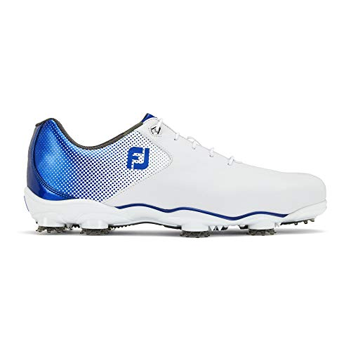 FootJoy Men's D.N.A. Helix-Previous Season Style Golf Shoes White