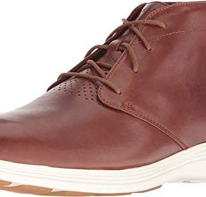 Cole Haan Men's Grand Tour Chukka Woodbury/Ivory Boot, 8.0 M US