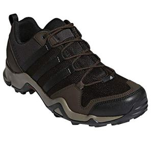 adidas outdoor Terrex Hiking Shoe - Men's Black/Night Brown/Black