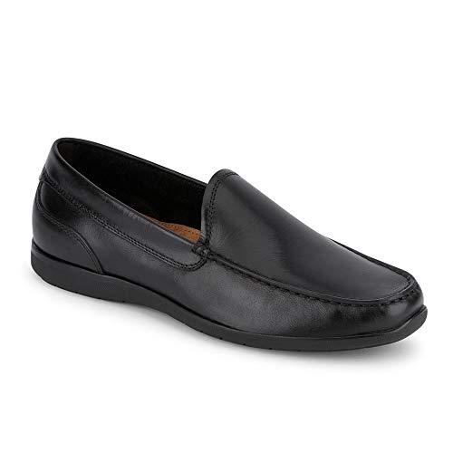 Dockers Men's Lindon Loafer, Black, 10 M US