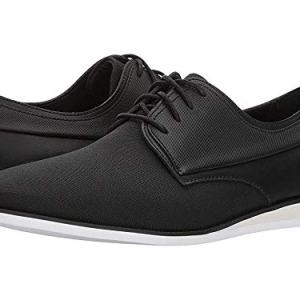 Calvin Klein Men's Kellen Nylon Oxford, Black