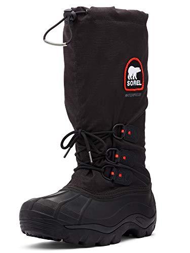 Sorel Men's Blizzard XT-M Snow Boot, Black