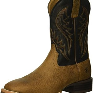 Ariat Men's Hybrid Rancher Western Boot, Earth, 12 D US