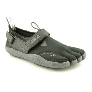 Fila Men's Skele-Toes Emergence Sneakers, Black / Castlerock