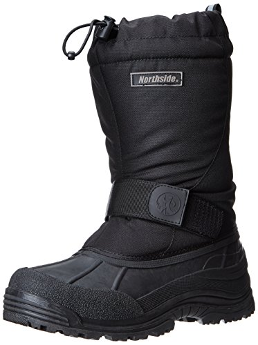 Northside Men's Alberta II Snow Boot, Black
