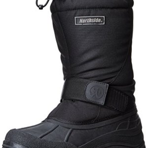 Northside Men's Alberta II Snow Boot, Black