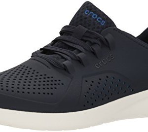 Crocs Men's LtRdPacerM, Navy/White
