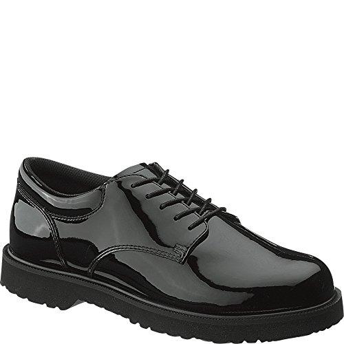 Bates Women's Uniform High Gloss Boot, Black