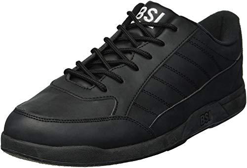 BSI Men's Basic #521 Bowling Shoes, Black, Size 8.0