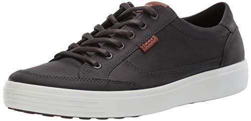 ECCO Men's Soft 7 Sneaker, Magnet