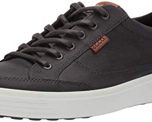 ECCO Men's Soft 7 Sneaker, Magnet