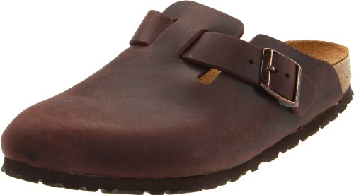 Birkenstock Unisex Boston Clog,Habana Oiled Leather