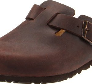 Birkenstock Unisex Boston Clog,Habana Oiled Leather